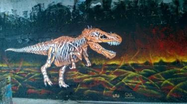street-art-dinosaurierer
