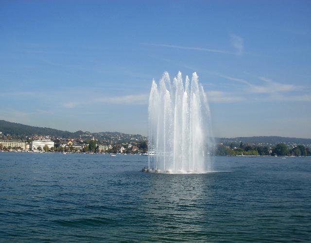 zürichsee-fontäne