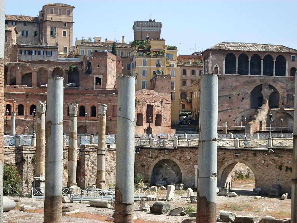 rom-forum-romanum-fakten