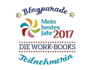 Blogparade Mein bestes Jahr 2017 Work-Books