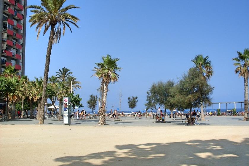 strand-barcelona