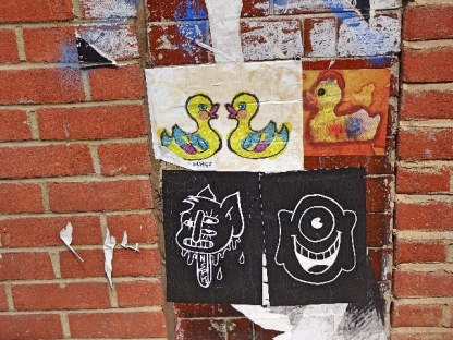 ducks-street-art
