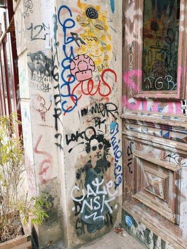 street-art-hauseingang