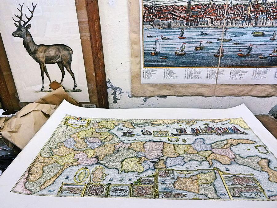 historische-landkarten