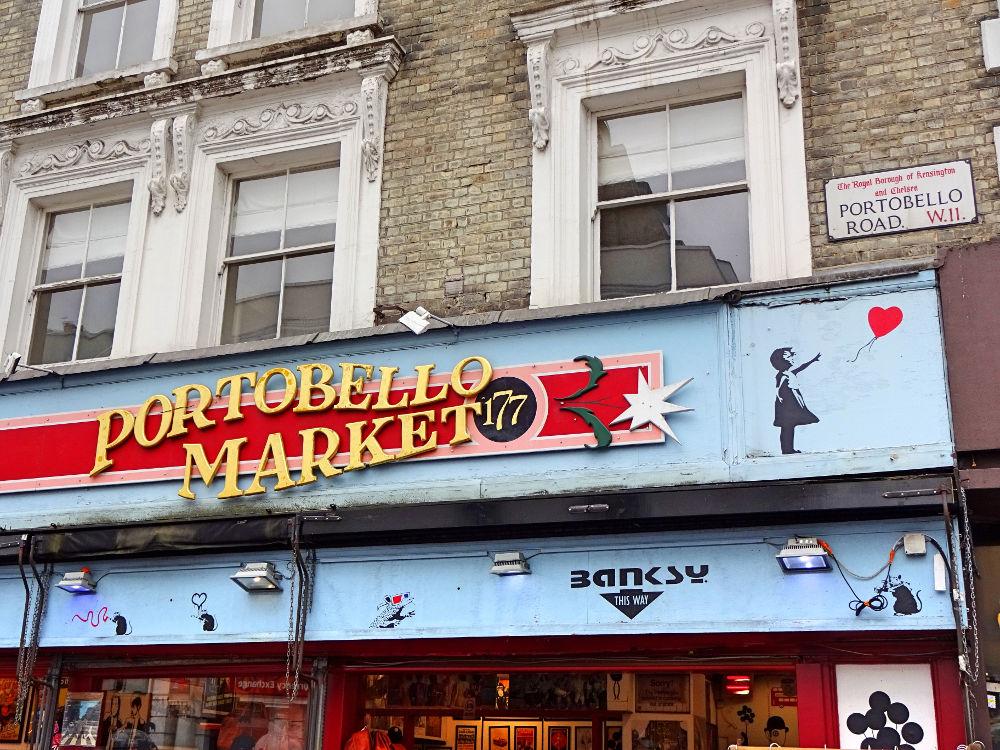 portobello-market-schild