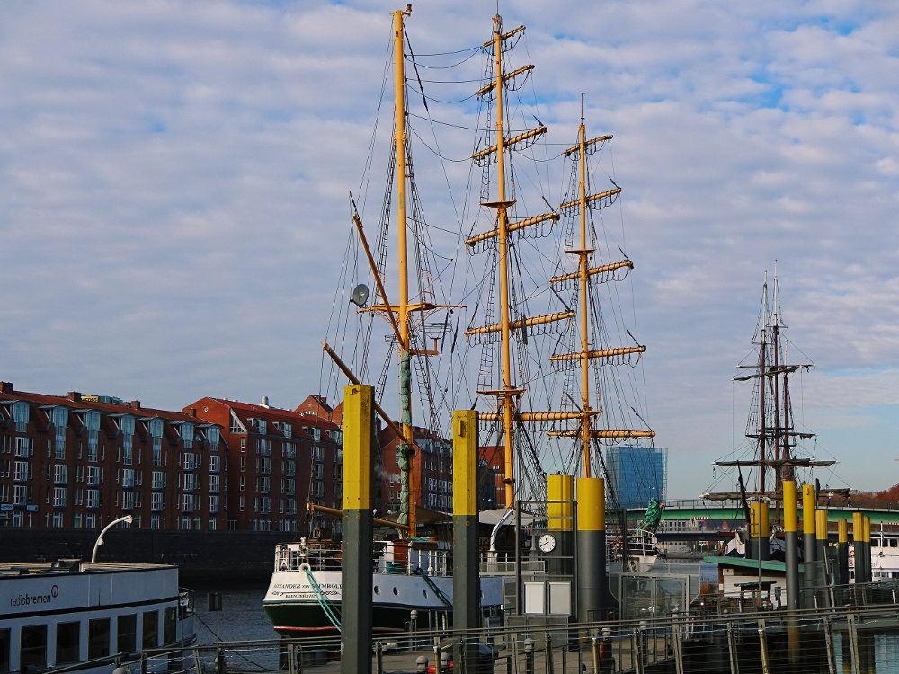 segelschiff-alexander-von-humboldt-in-bremen